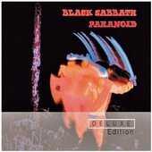 CD Paranoid Black Sabbath