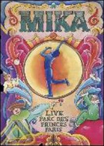 Film Mika. Live at Parc des Princes