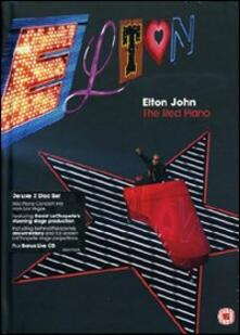 Elton John. Red Piano (2 DVD)<span>.</span> Limited Edition - DVD