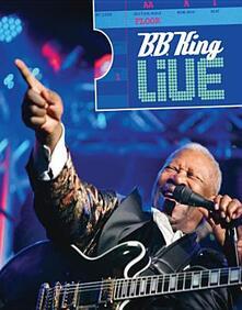 B. B. King. Live - Blu-ray