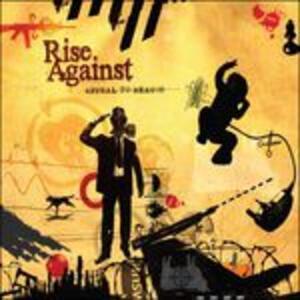 Appeal to Reason - Vinile LP di Rise Against