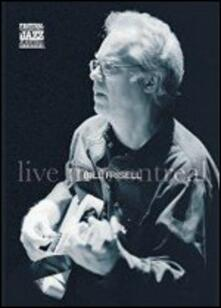 Bill Frisell. Blues Dreams. Live in Montreal - DVD