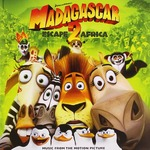 Cover CD Colonna sonora Madagascar 2
