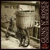 CD Chinese Democracy Guns N' Roses