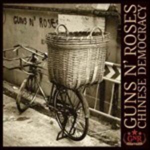 CD Chinese Democracy di Guns N' Roses