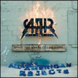 When the World Comes Down - CD Audio di All-American Rejects