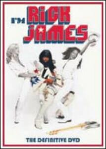 Rick James. I'm Rick James - DVD