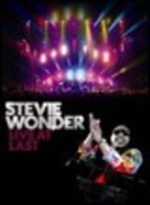 Film Stevie Wonder. Live at Last
