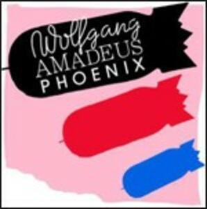 Wolfang Amadeus Phoenix - CD Audio di Phoenix