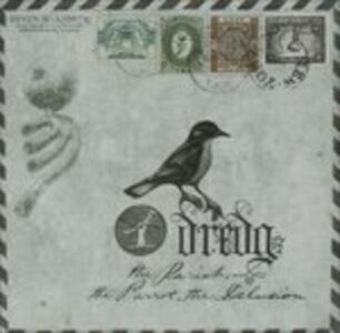 Pariah the Parrot The - CD Audio di Dredg