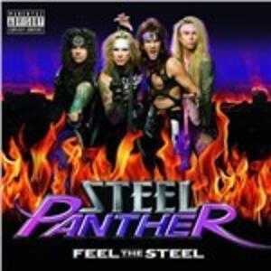 Feel the Steel - Vinile LP di Steel Panther