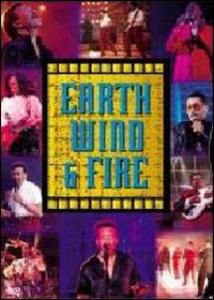 Film Earth, Wind & Fire. Live