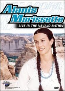 Alanis Morissette. Live In The Navajo Nation - DVD
