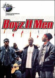 Boyz II Men. Music In High Places: Live From Seoul - DVD