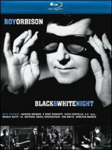 Roy Orbison & Friends. A Black and White Night di Tony Mitchell - Blu-ray