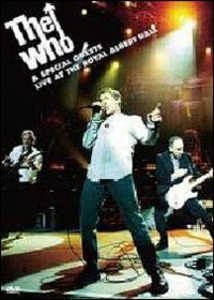 Film The Who. Live At The Royal Albert Hall