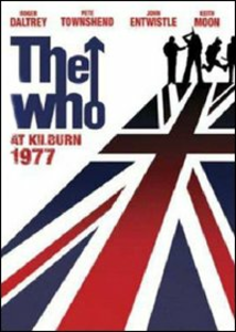 Film The Who. Live at Killburn