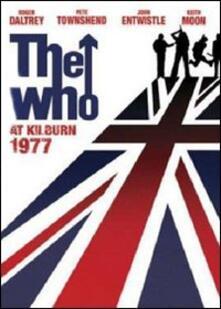 The Who. Live at Killburn - Blu-ray