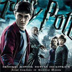 CD Harry Potter e Il Principe Mezzosangue (Colonna Sonora) Nicholas Hooper
