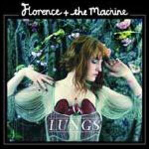 Foto Cover di Lungs, CD di Florence + the Machine, prodotto da Island