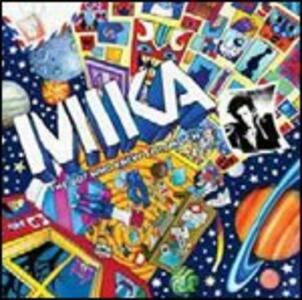 The Boy Who Knew too Much - CD Audio di Mika