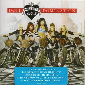 Doll Domination 3.0 - CD Audio di Pussycat Dolls