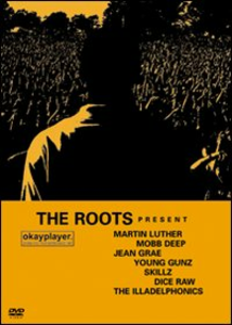 Film The Roots. The Roots Present: A Sonic Event
