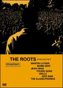 The Roots. The Roots Present: A Sonic Event - DVD