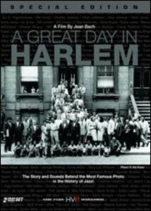 A Great Day in Harlem (2 DVD) di Jean Bach - DVD