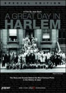 Film A Great Day in Harlem Jean Bach