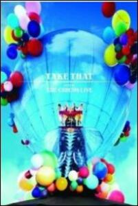 Take That. The Circus Live - Blu-ray