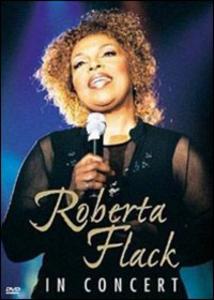 Film Roberta Flack. In Concert