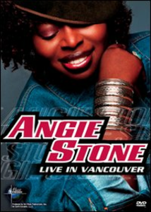 Film Angie Stone. Live In Vancouver