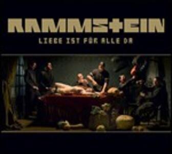 Liebe Ist für Alle Da - CD Audio di Rammstein