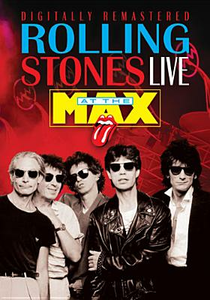 Film The Rolling Stones. Live at the Max