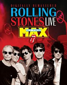 The Rolling Stones. Live at the Max - Blu-ray