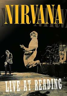 Nirvana. Live at Reading Festival - DVD