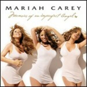 CD Memoirs of an Imperfect Angel di Mariah Carey