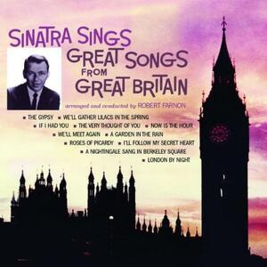 Great Songs from Great Britain - CD Audio di Frank Sinatra