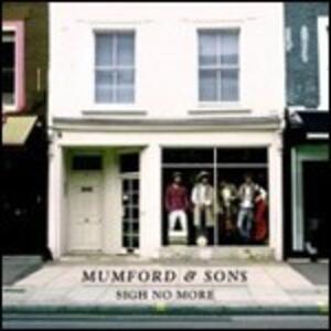 Sigh No More - Vinile LP di Mumford & Sons