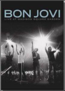 Film Bon Jovi. Live at Maison Square Garden
