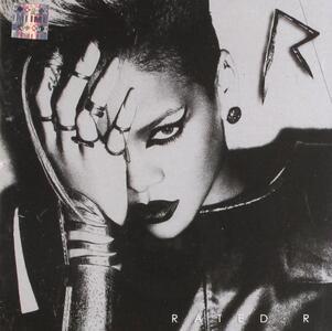 Rated R - CD Audio di Rihanna