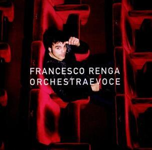 Orchestra e voce - CD Audio di Francesco Renga
