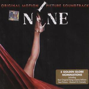 Nine (Colonna Sonora) - CD Audio