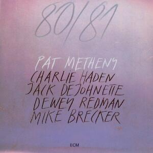80/81 - Vinile LP di Pat Metheny