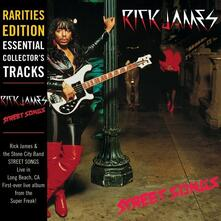 Street Songs (Rarities Edition) - CD Audio di Rick James