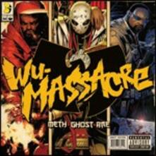Wu Massacre - CD Audio di Ghostface Killah,Method Man,Raekwon