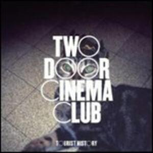 Tourist History - CD Audio di Two Door Cinema Club