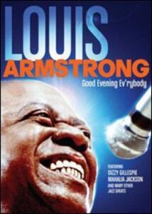 Louis Armstrong. Good Evening Ev'rybody - DVD