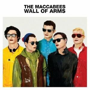 Wall of Arms - CD Audio di Maccabees